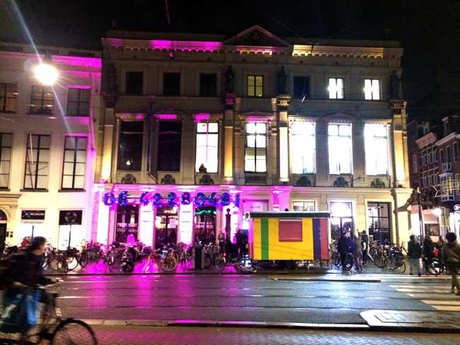 Museumnacht Amsterdam 2017
